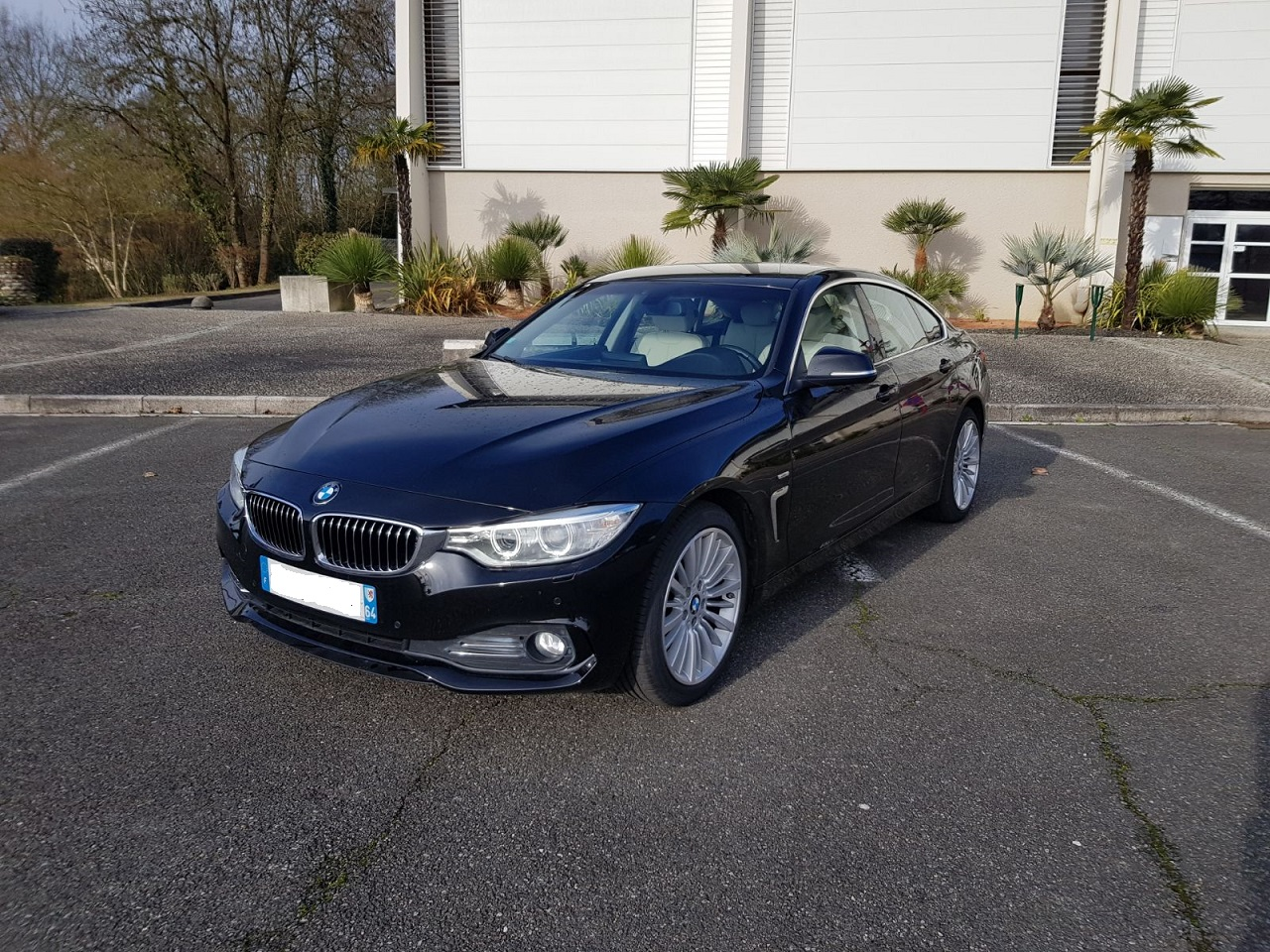 BMW 420D Grand Coupé 190 cv luxury