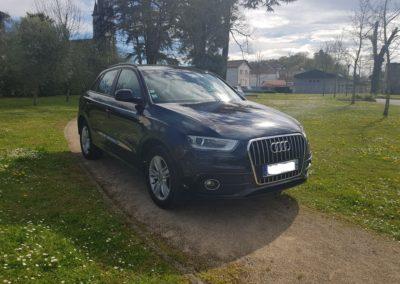 Audi Q3 2.0 tdi 140 cv s-line