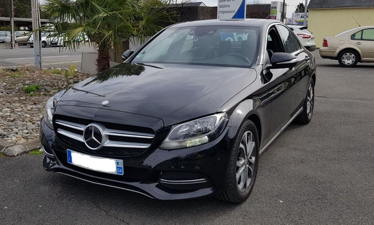 Mercedes C220 2.2 cdi bluetec 170 cv 7G-tronic+