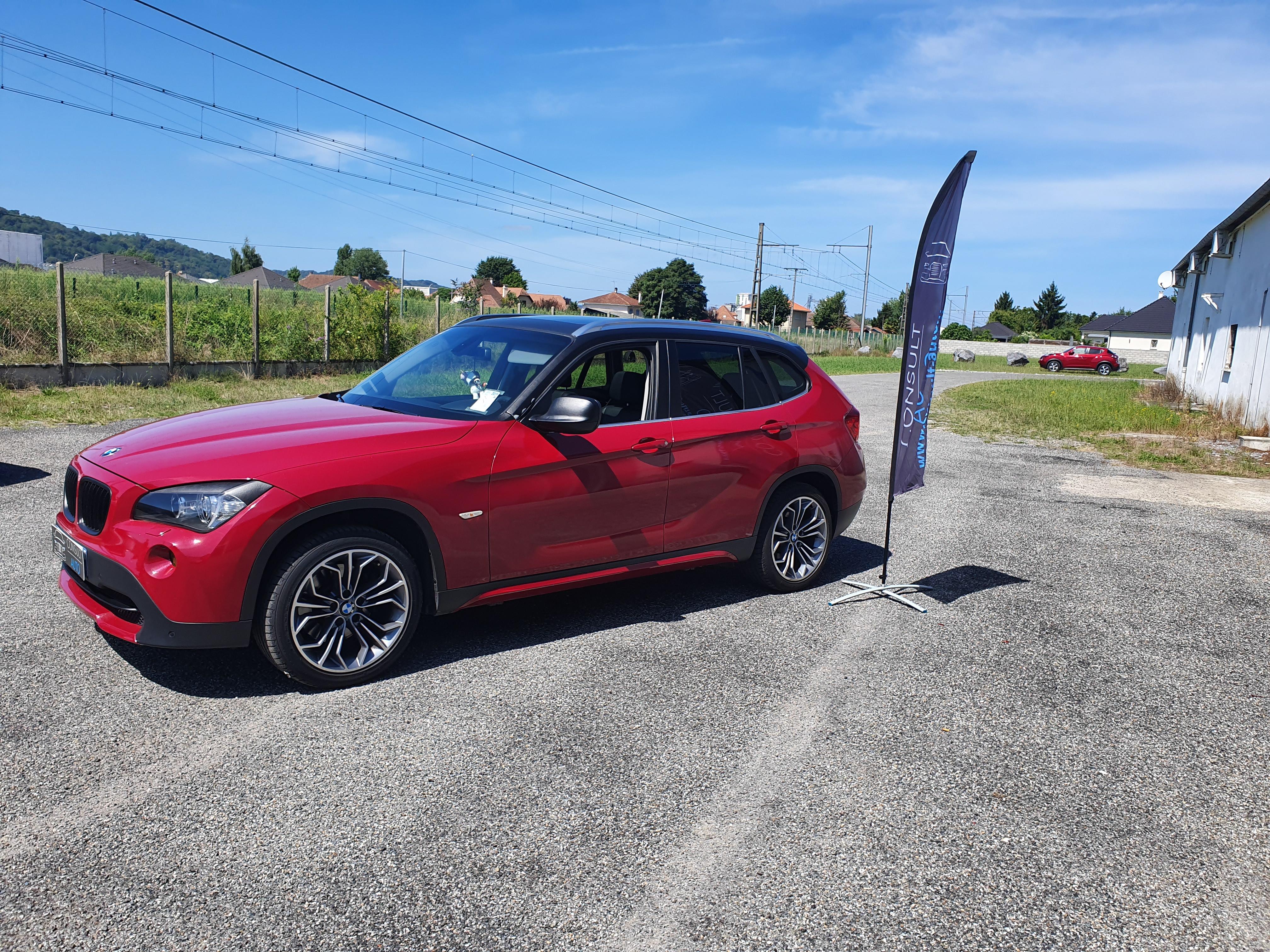 BMW X1 E84 X DRIVE 23d 16v DPF steptronic 204 cv