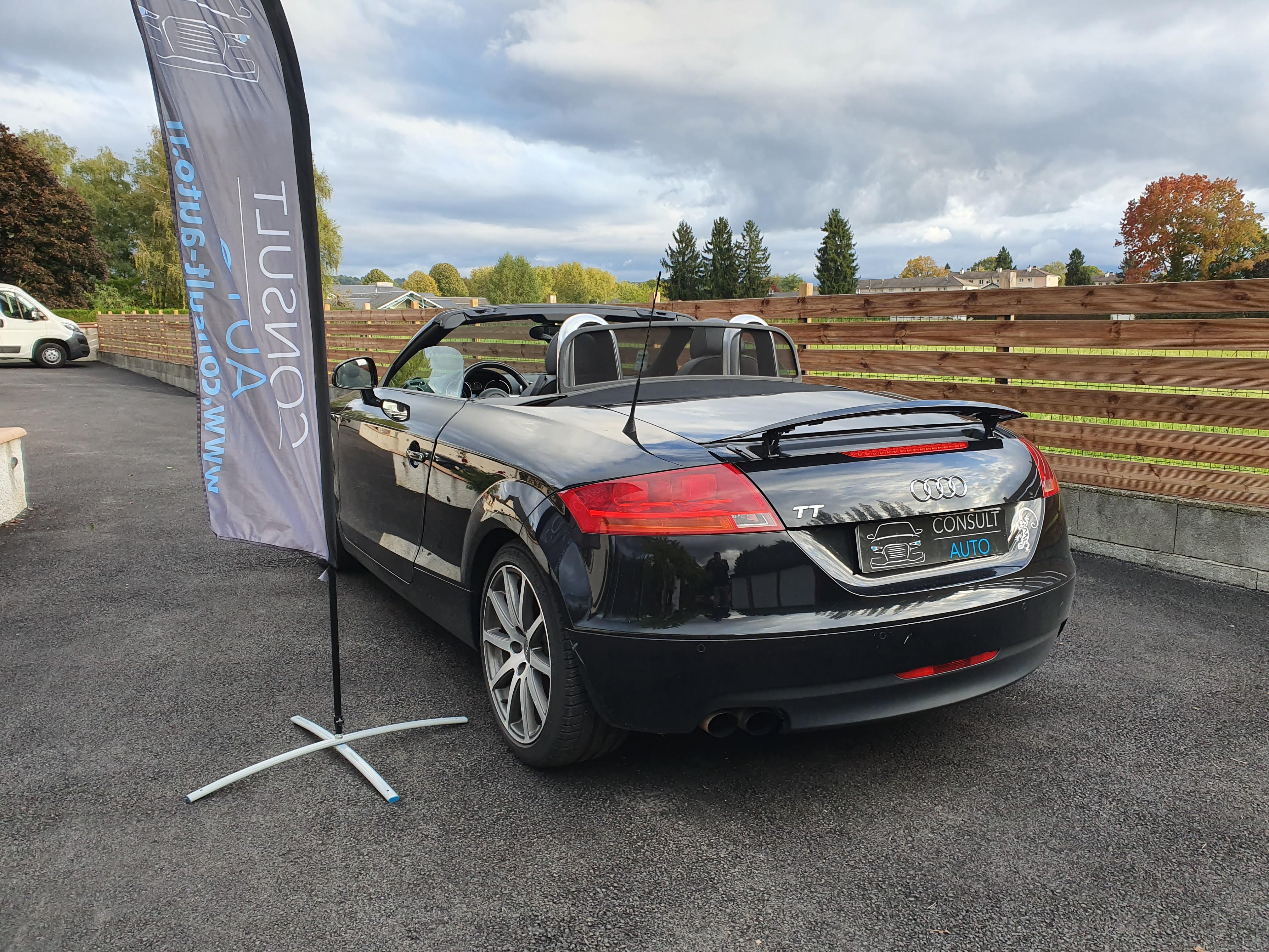 Audi TT II 2.0 TFSI 200 CV