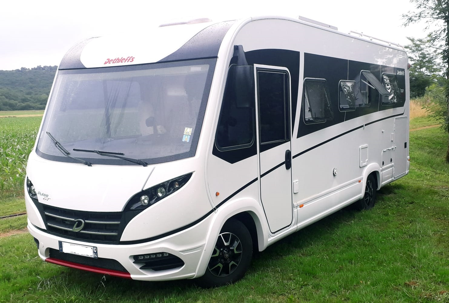 Superbe Dethleffs Pulse gt 2.3 jtd 150 cv bv6